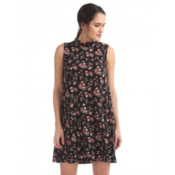 U.S. Polo Assn. Casual Wear Floral Print  Women Dresses