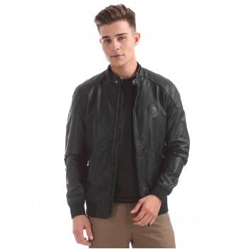U.S. Polo Assn. Casual Wear Solid Men Jacket