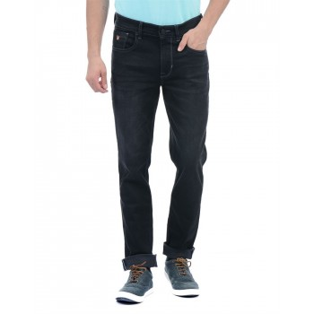 U.S. Polo Association Casual Wear Solid Men Jeans