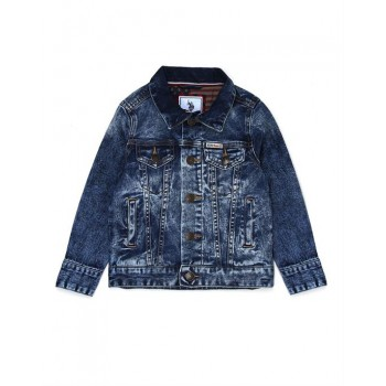U.S. Polo Assn. Casual Wear Solid Baby Boys Jacket