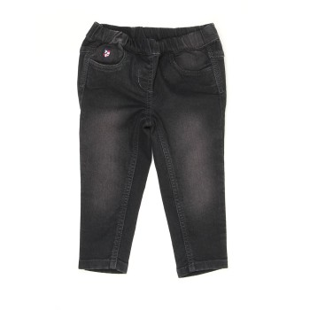 U.S. Polo Assn. Casual Wear Solid Girls Jeans