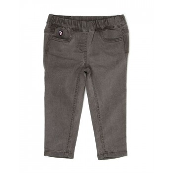 U.S. Polo Assn. Casual Wear Solid Girls Jeans
