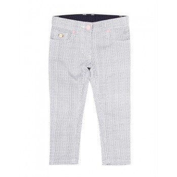 U.S. Polo Assn. Casual Wear Printed Girls Trouser