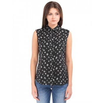 U.S. Polo Assn. Casual Wear Floral Print  Women Top