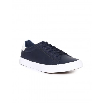U.S. Polo Assn. Footwear Men Navy Lace Up Sneakers