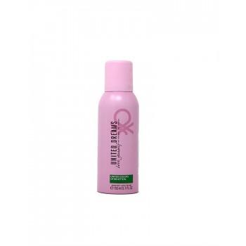 Dreams Love Yourself by Benetton Deodorant Spray 5.1 oz