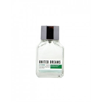 United Colors of Benetton United Dreams Eau de Toilette Spray for Men, Be Strong, 3.4 Ounce