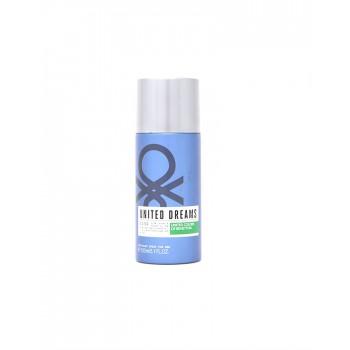 Benetton United Dreams Go Far by Benetton Deodorant Spray 5.1 oz