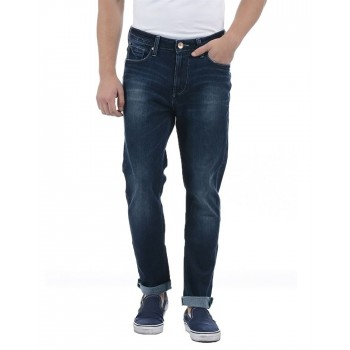 United Colors of Benetton Men Casual Wear Solid Jean