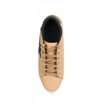 United Colors of Benetton Men Brown Sneakers