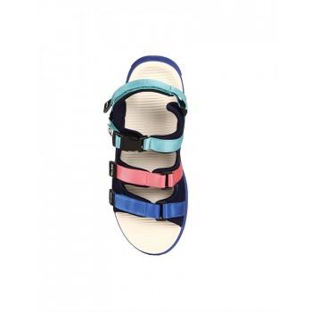 United Colors of Benetton Men Multicolor Sandal