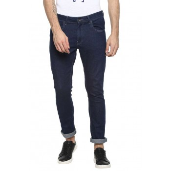 United Colors of Benetton Men Casual Wear Solid Jeans