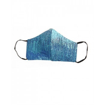Vira Women's Hawk Style 2 Layered Reusable Face Mask
