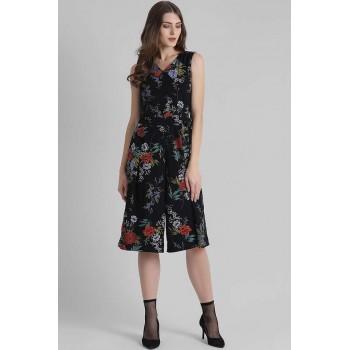Zink London Women Casual Wear Floral Print Jumpsuit