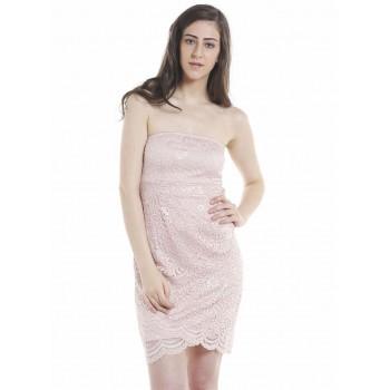 Only Casual Wear Lace Women Dress