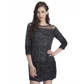 Only Casual Wear Embellished Women Dress