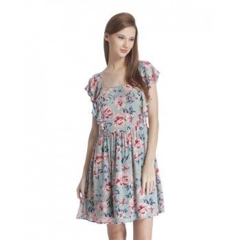 Only Casual Wear Floral Print Women Dress