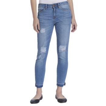 Only Casual Wear Solid Women Jeans