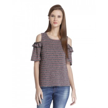Only Casual Wear Striped Women Top