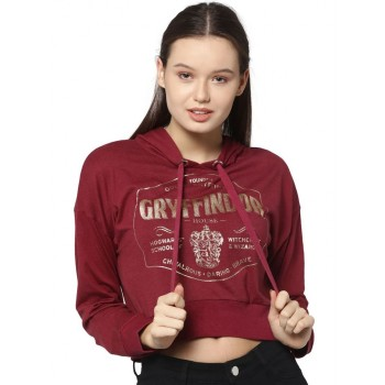 Only Casual Wear Printed Women Sweatshirt
