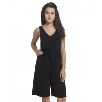 Only Women Casual Wear Solid Jump Suit