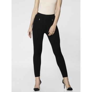 Only Women Casual Wear Solid Jegging