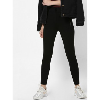 Only Women Casual Wear Solid Jeggings