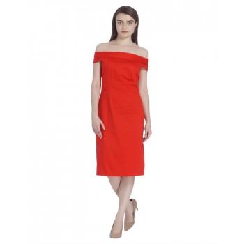 Vero Moda Casual Wear Solid Women Dresses