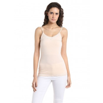 Vero Moda Casual Wear Solid Women Camisole