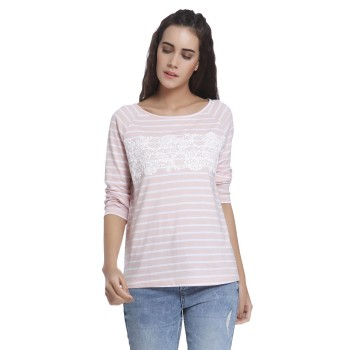 Vero Moda Casual Wear  Women T-shirt