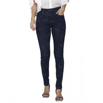 Vero Moda Women Casual Wear Printed Jean