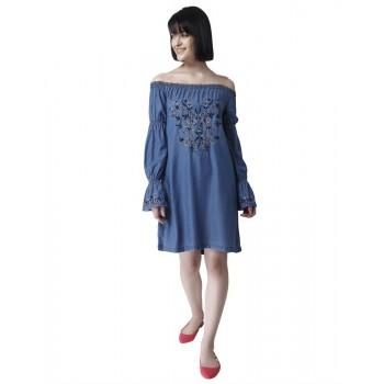 Vero Moda Women Casual Wear Embellished Dress