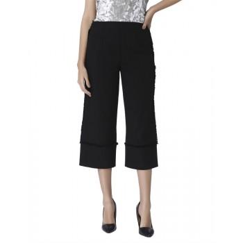 Vero Moda Women Casual Wear Solid Capri