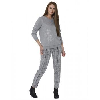 Vero Moda Women Casual Wear Printed Sweatshirt
