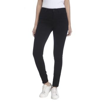 Vero Moda Women Solid Casual Wear Black Jeans