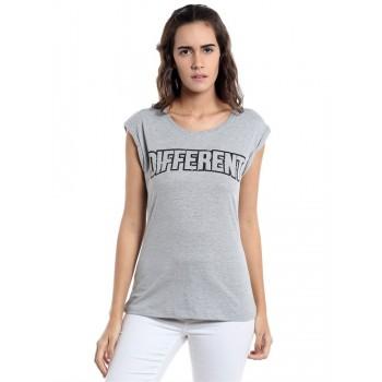Vero Moda Women's Sleeveless Grey Top