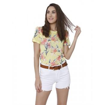 Vero Moda Women Casual Wear Tshirt