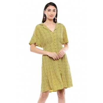Vero Moda Women Casual Wear Printed Dress