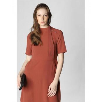 Vero Moda Women Casual Wear Solid Dress