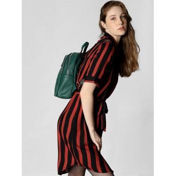 Vero Moda Women Casual Wear Striped Dress