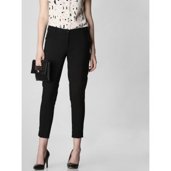 Vero Moda Women Casual Wear Solid Trousers