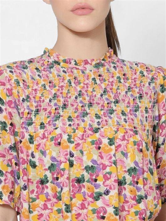 Only Women Casual Wear Multicolor Top