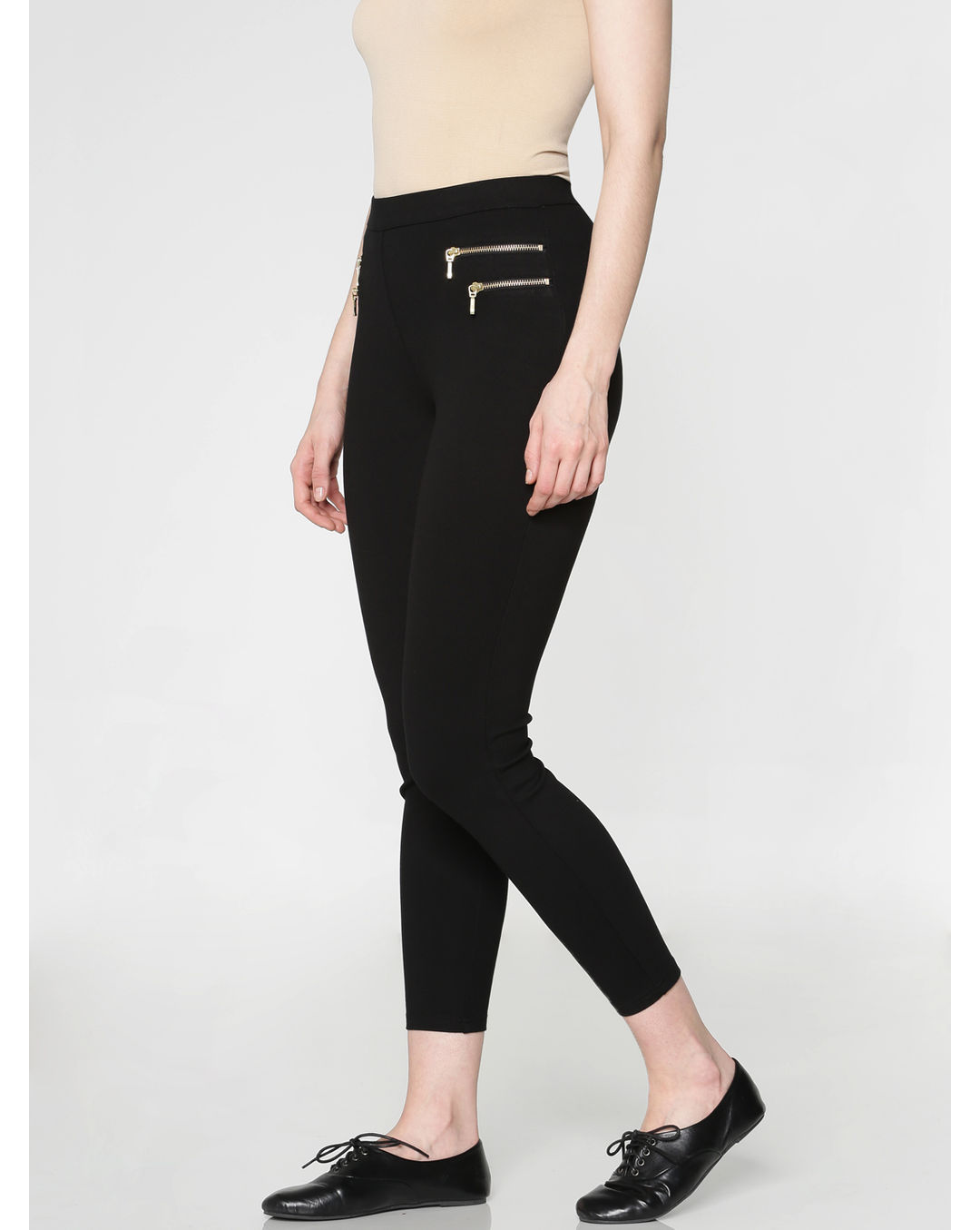 Only Women Casual Wear Solid Legging