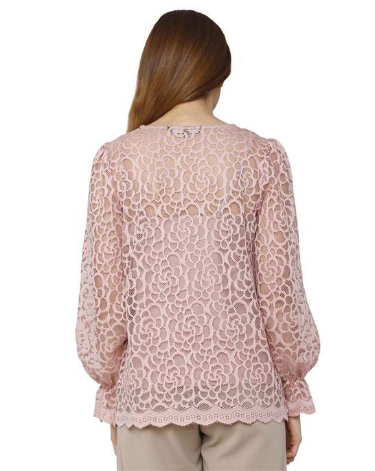 Vero Moda Women Casual Wear Lace Top