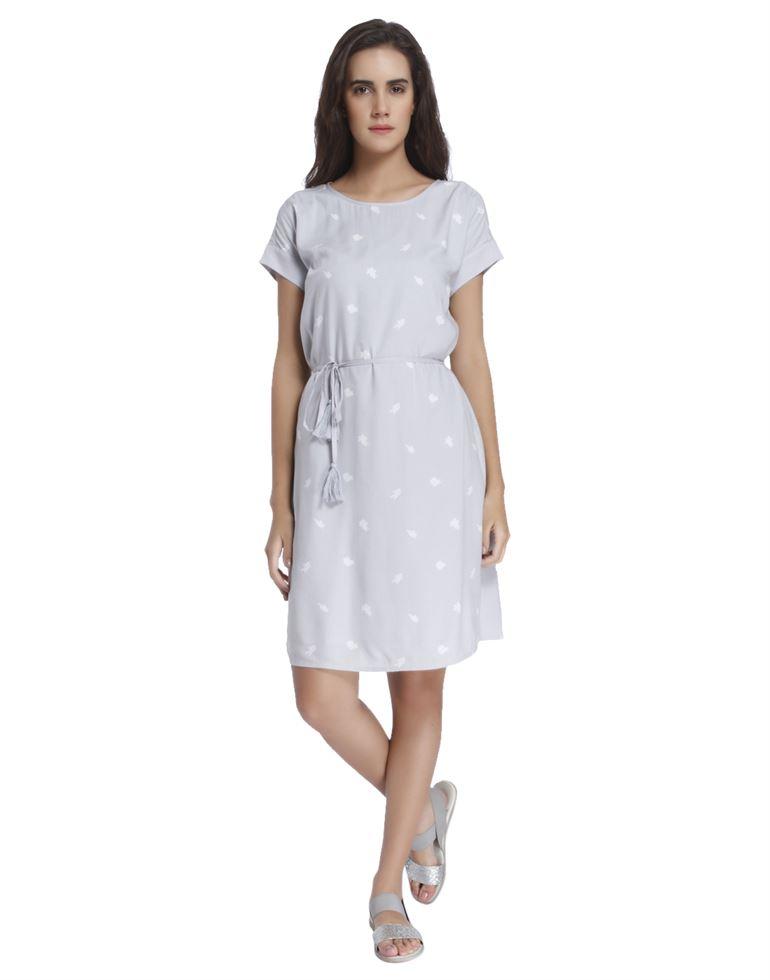 Vero Moda Women's Cap Sleeve White Dress