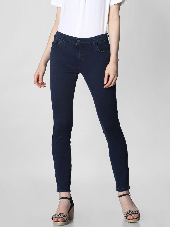 Vero Moda Women Solid Casual Wear Jeans