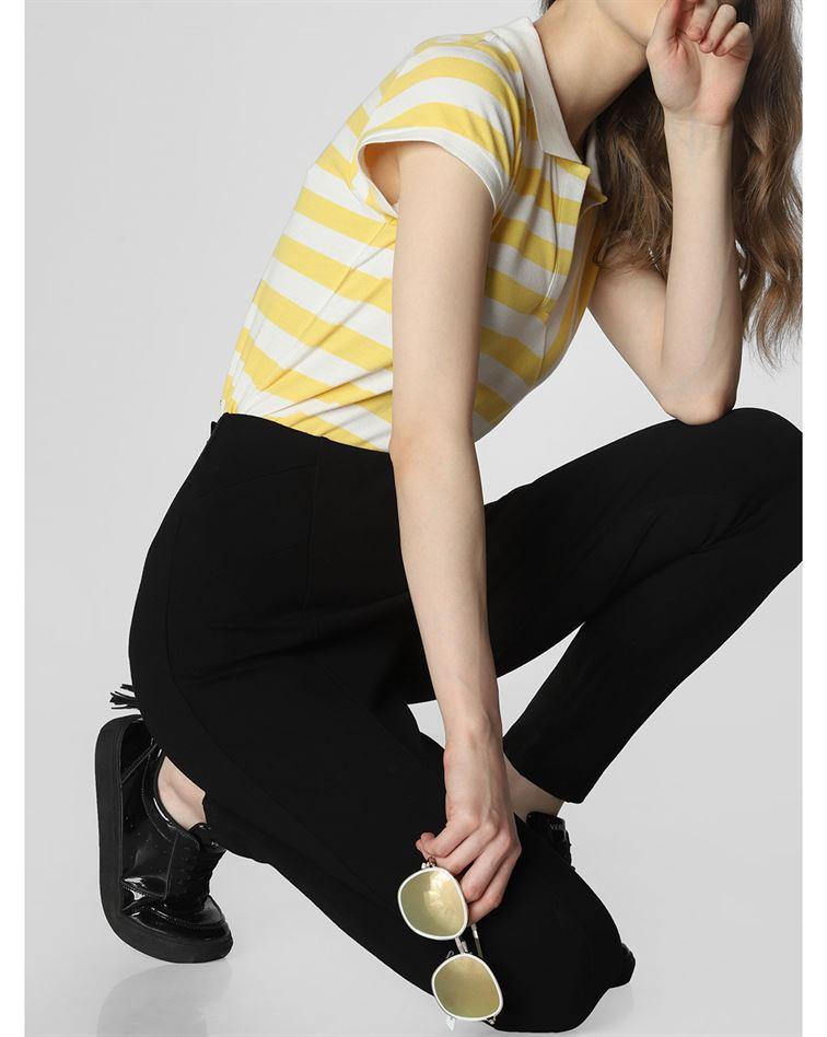 Vero Moda Women Casual Wear Solid Jeggings