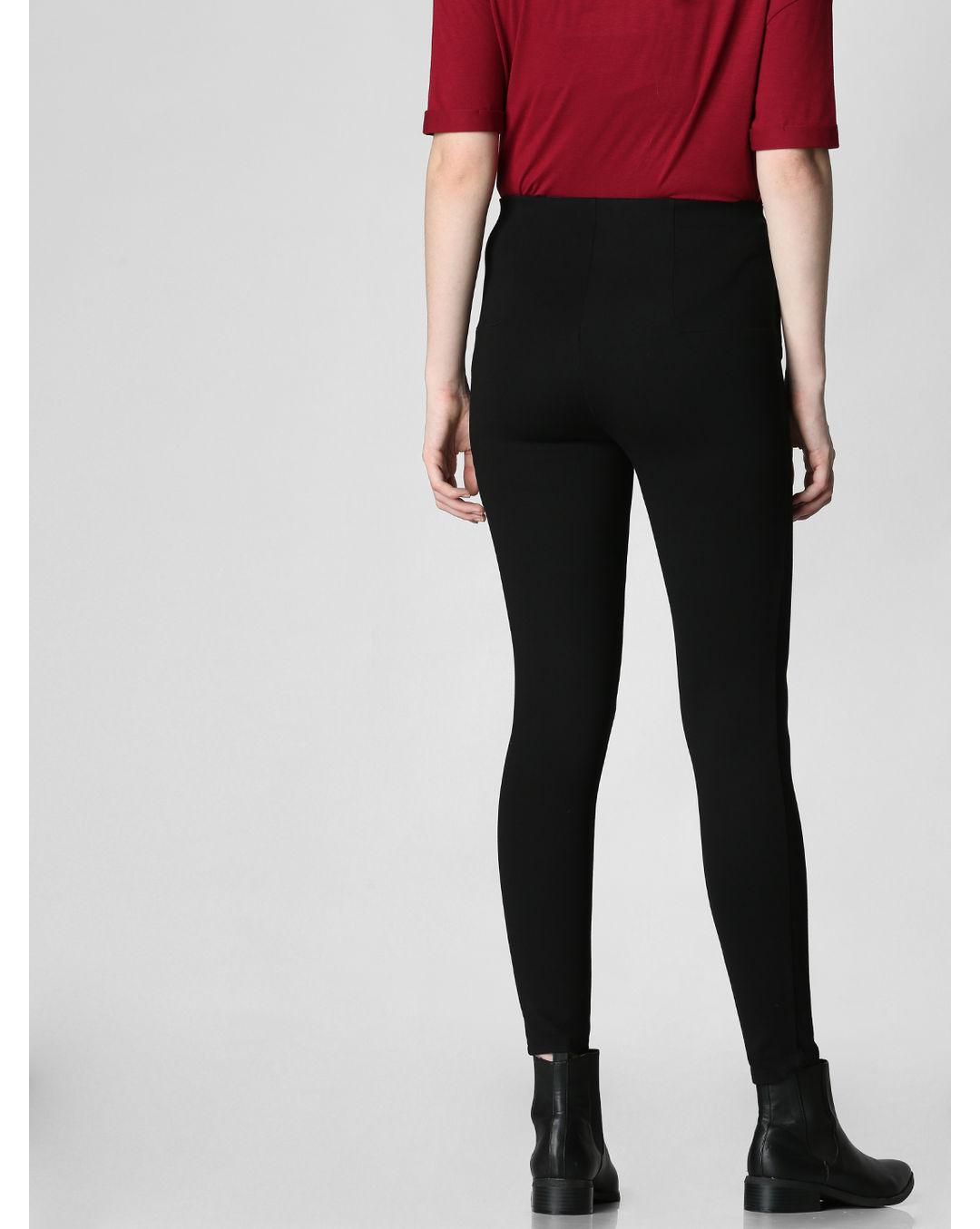 Vero Moda Women Casual Wear Solid Leggings